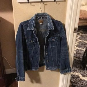 FREE with purchase American Eagle jean jacket M